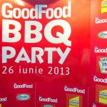 Good food BBQ Party. O seară perfectă.